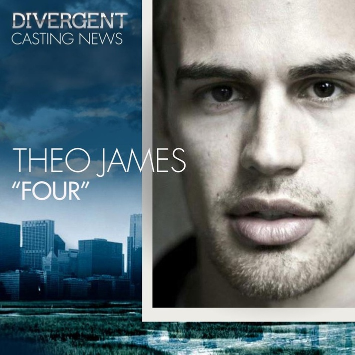 Divergent from the Divergent Trilogy books to the Upcoming movie